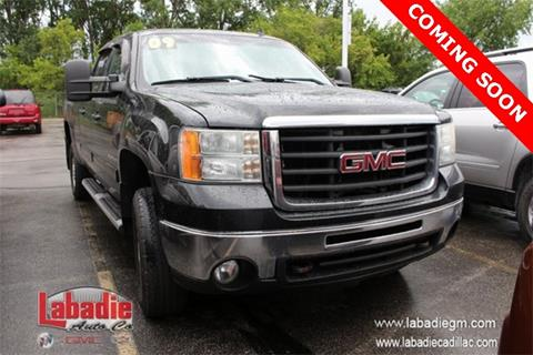 2009 GMC Sierra 2500HD for sale in Bay City, MI