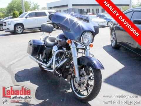 2014 Harley-Davidson Street Glide for sale in Bay City, MI