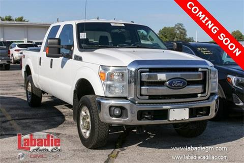 2013 Ford F-250 Super Duty for sale in Bay City, MI