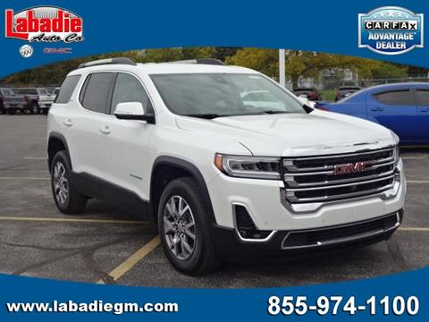 2020 GMC Acadia for sale in Bay City, MI