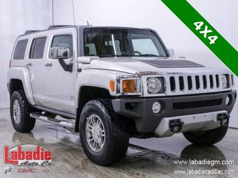 2008 HUMMER H3 for sale in Bay City, MI