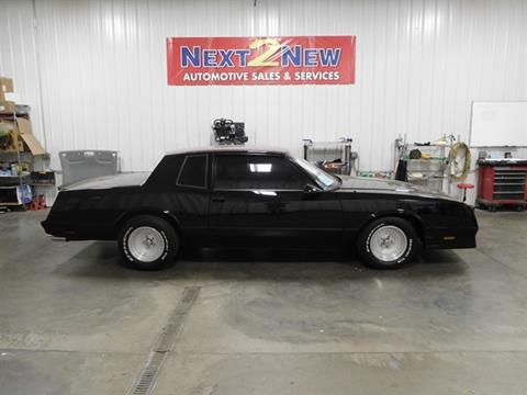 1986 Chevrolet Monte Carlo for sale in Sioux Falls, SD