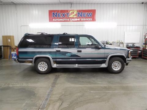 1997 GMC Suburban for sale in Sioux Falls, SD