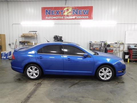 2012 Ford Fusion for sale in Sioux Falls, SD