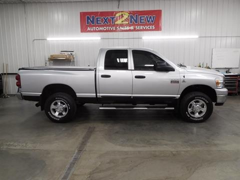 2007 Dodge Ram Pickup 2500 for sale in Sioux Falls, SD