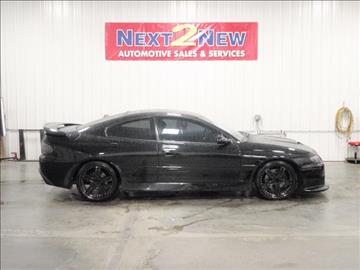 2006 Pontiac GTO for sale in Sioux Falls, SD