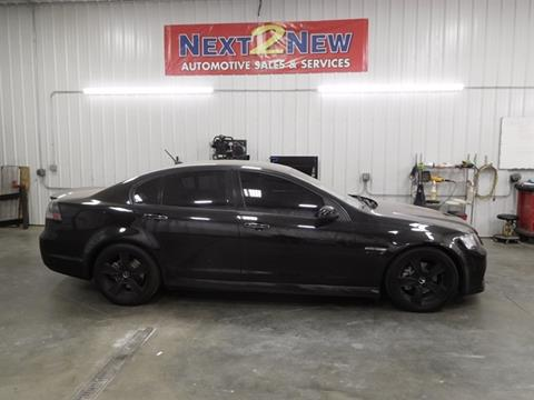 2009 Pontiac G8 for sale in Sioux Falls, SD
