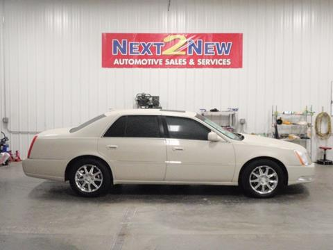 2011 Cadillac DTS for sale in Sioux Falls, SD