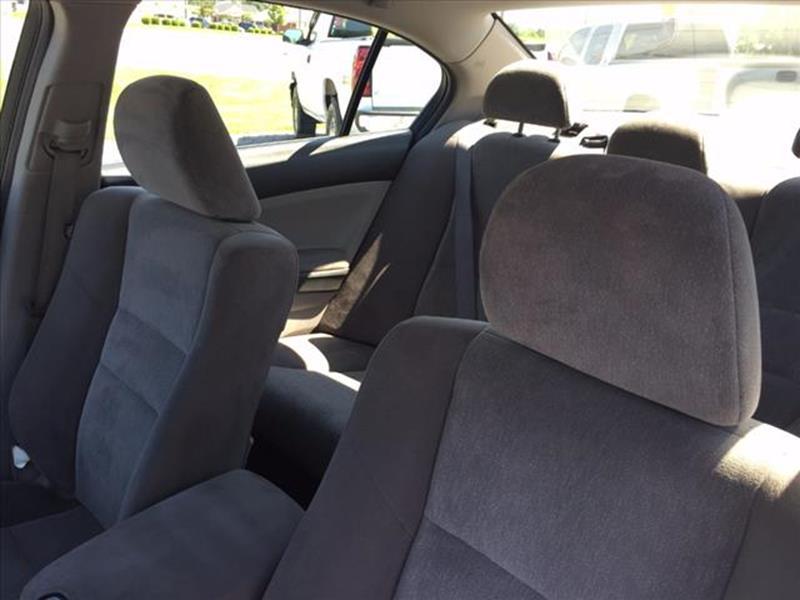 2010 Honda Accord LX-P 4dr Sedan 5A - Richfield NC