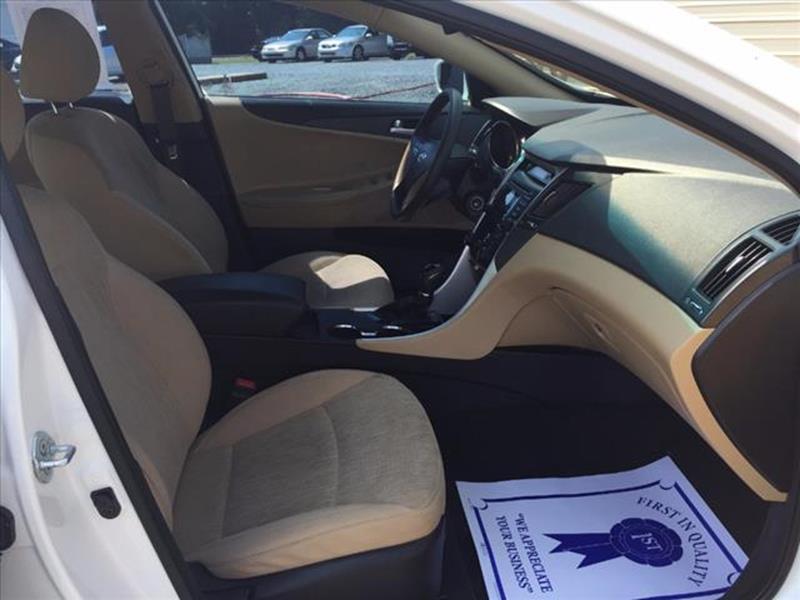 2012 Hyundai Sonata GLS 4dr Sedan - Richfield NC