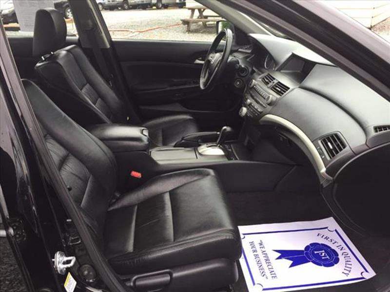 2012 Honda Accord SE 4dr Sedan - Richfield NC