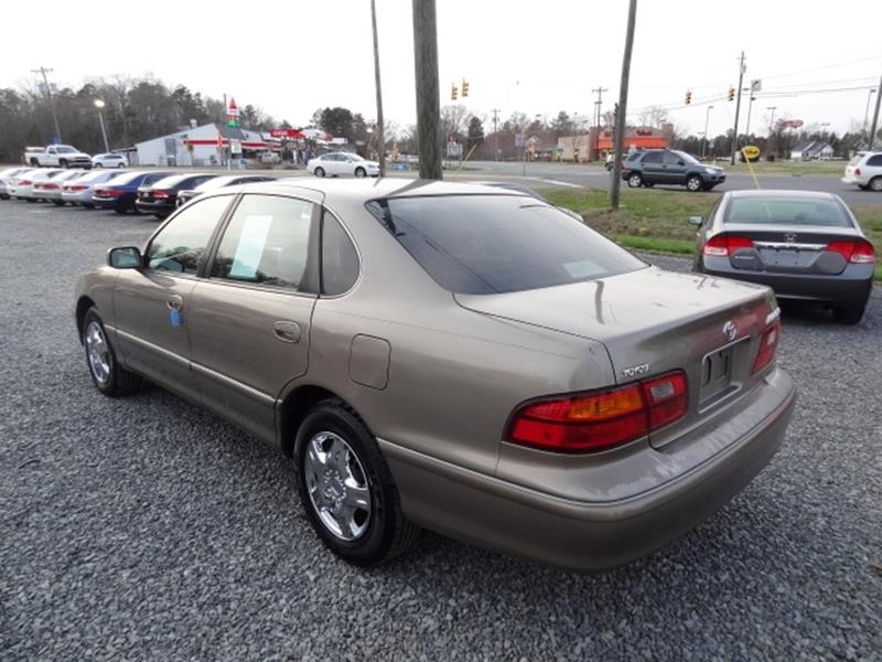 1999 Toyota Avalon XL 4dr Sedan - Richfield NC
