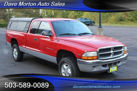 1997 Dodge Dakota for sale in Salem, OR