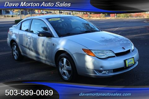 2006 Saturn Ion for sale in Salem, OR
