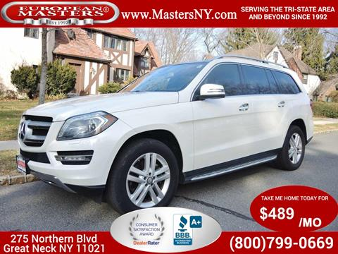 2015 Mercedes-Benz GL-Class for sale in Great Neck, NY
