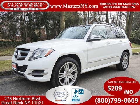 2015 Mercedes-Benz GLK for sale in Great Neck, NY