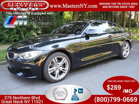 2015 BMW 4 Series for sale in Great Neck, NY
