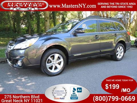 2013 Subaru Outback for sale in Great Neck, NY