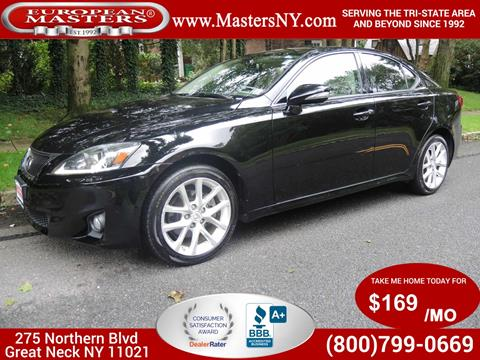 2011 Lexus IS 250 for sale in Great Neck, NY