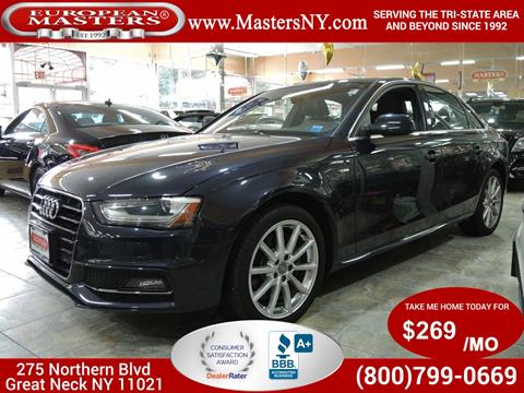 2014 Audi A4 for sale in Great Neck, NY