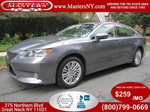 2015 Lexus ES 350 for sale in Great Neck, NY