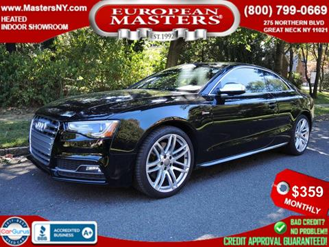 2015 Audi S5 for sale in Great Neck, NY