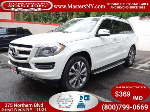 2013 Mercedes-Benz GL-Class for sale in Great Neck, NY
