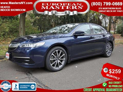 Acura for sale in great neck ny for Certified luxury motors great neck ny