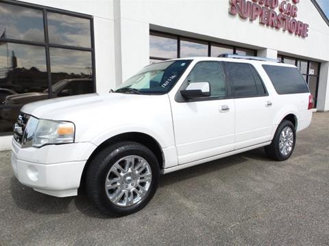 2013 Ford Expedition EL for sale in Hattiesburg, MS