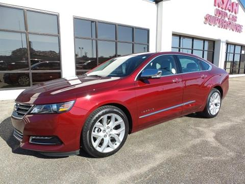 2017 Chevrolet Impala for sale in Hattiesburg, MS