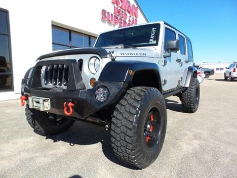 2011 Jeep Wrangler Unlimited for sale in Hattiesburg, MS