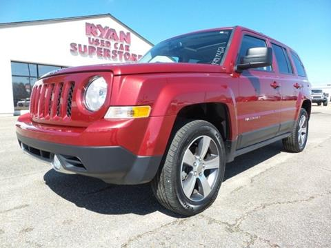 2016 Jeep Patriot for sale in Hattiesburg, MS