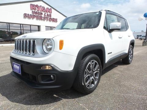 2017 Jeep Renegade for sale in Hattiesburg, MS
