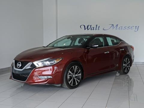 2018 Nissan Maxima for sale in Hattiesburg, MS