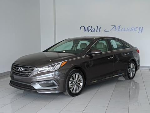2017 Hyundai Sonata for sale in Hattiesburg, MS