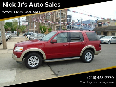 2010 Ford Explorer For Sale >> Used 2010 Ford Explorer For Sale In Idaho Falls Id Carsforsale Com