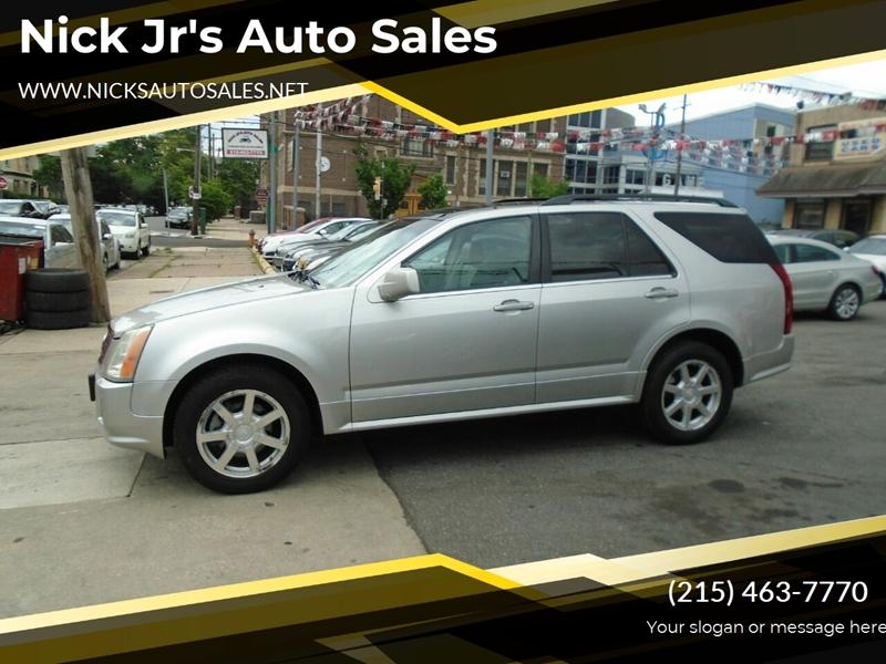 2005 Cadillac Srx RWD 4dr SUV V6 In Philadelphia PA - Nick