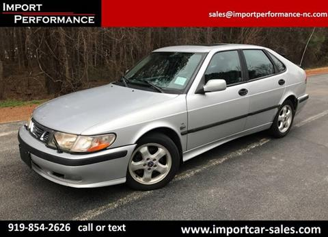 2001 Saab 9-3 for sale in Henderson, NC