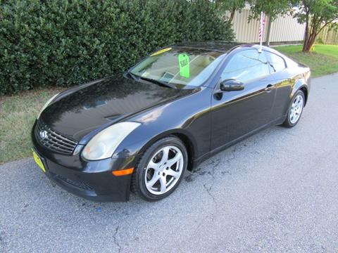 2004 Infiniti G35 for sale in Norfolk, VA