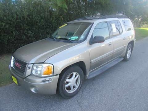 2003 GMC Envoy XL for sale at East Beach Auto Sales in Norfolk VA