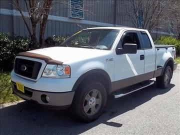 2007 Ford F-150 for sale at East Beach Auto Sales in Norfolk VA
