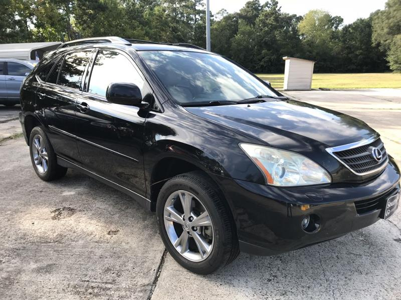 2006 Lexus RX 400h For Sale At AUTO WOODLANDS In Magnolia TX
