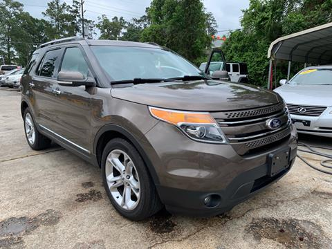 2015 Ford Explorer for sale in Magnolia, TX