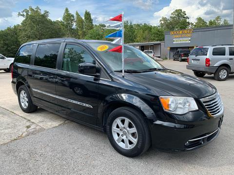 2013 Chrysler Town and Country for sale in Magnolia, TX