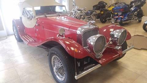 1937 Jaguar XJ kit car for sale in Slidell, LA