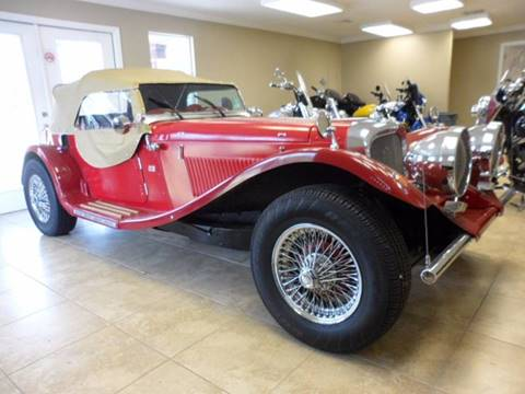 1937 Jaguar XJ kit car for sale in Slidell, LA