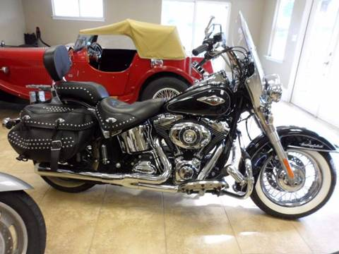 Used 2014 Harley-Davidson Softtail For Sale in Waterloo, IA ...