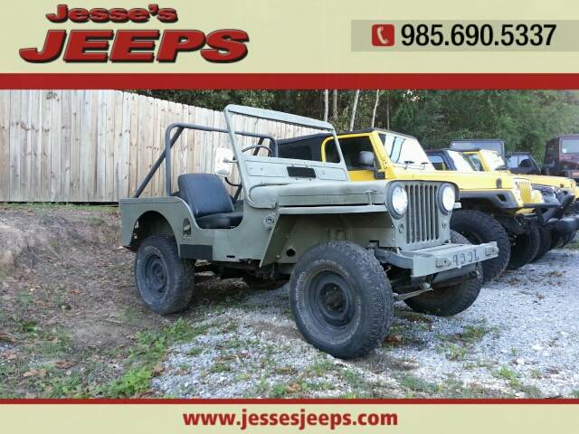 Willys Jeep For Sale Georgia >> 1948 Jeep Willys For Sale In Rome Ga Carsforsale Com