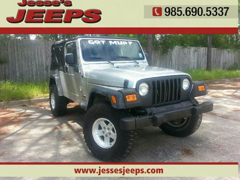 jeep wrangler for sale louisiana. Cars Review. Best American Auto & Cars Review