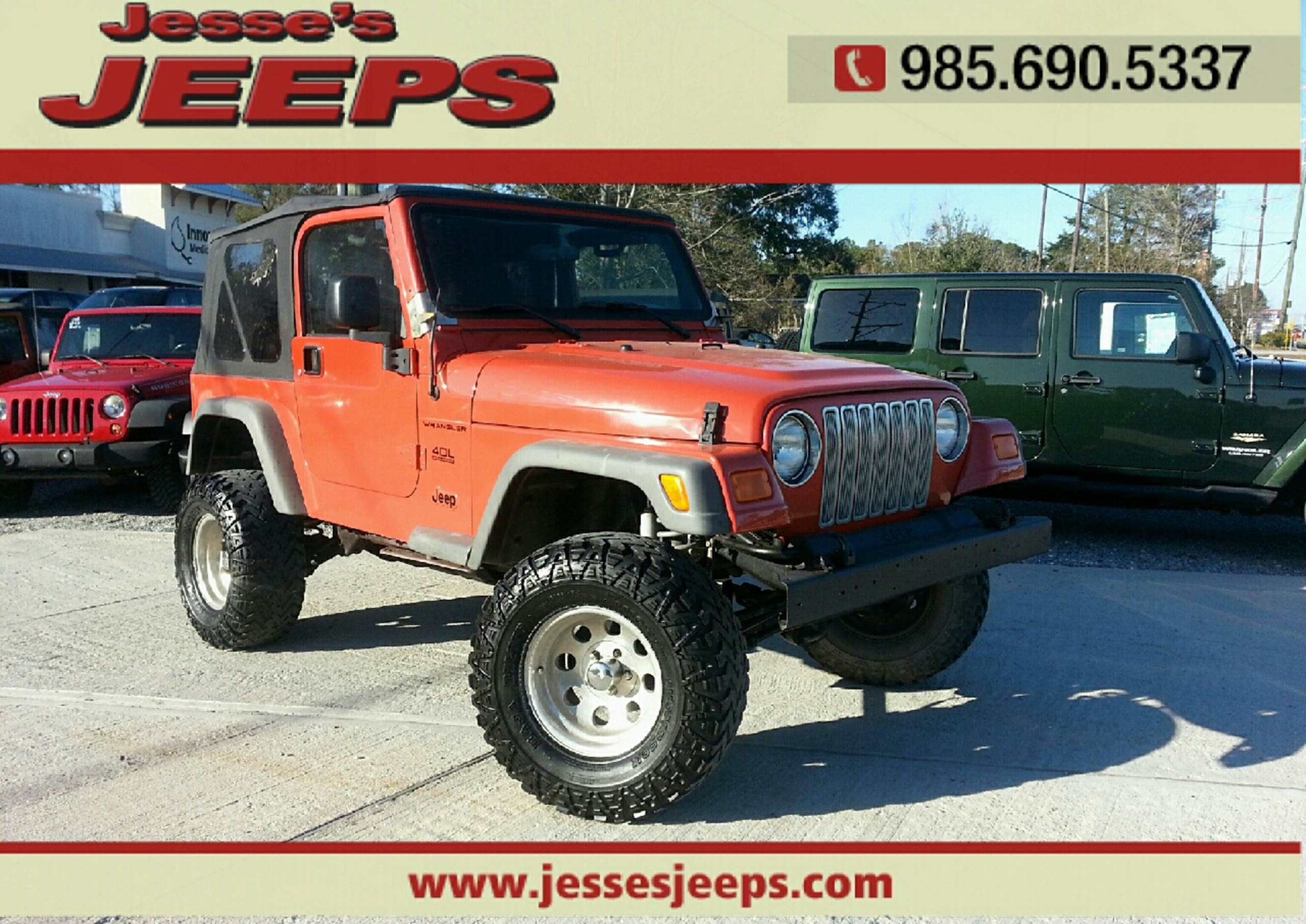 2005 jeep wrangler for sale slidell la. Cars Review. Best American Auto & Cars Review